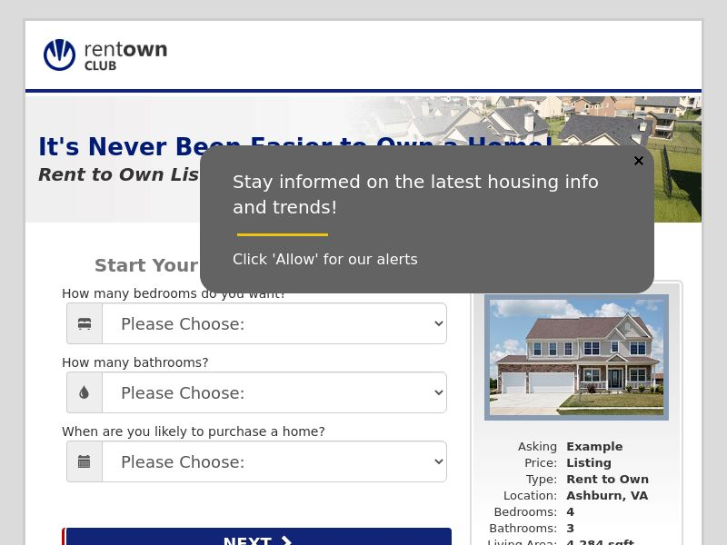 Rent Own Club (US) (CPL) (Personal Approval)
