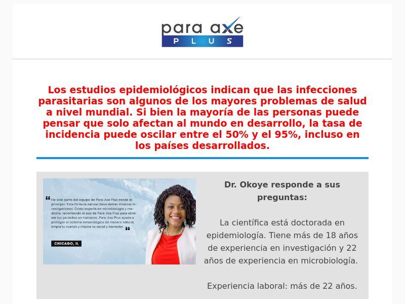 Para Axe Plus Spain - SS (ES)