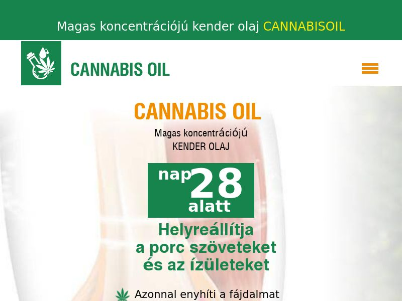 Cannabis Oil HU(joints)