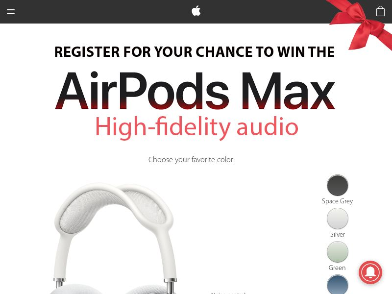 NectarContests - Airpods Max - AU
