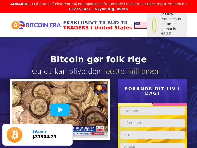 Bitcoin Era Danish - DK
