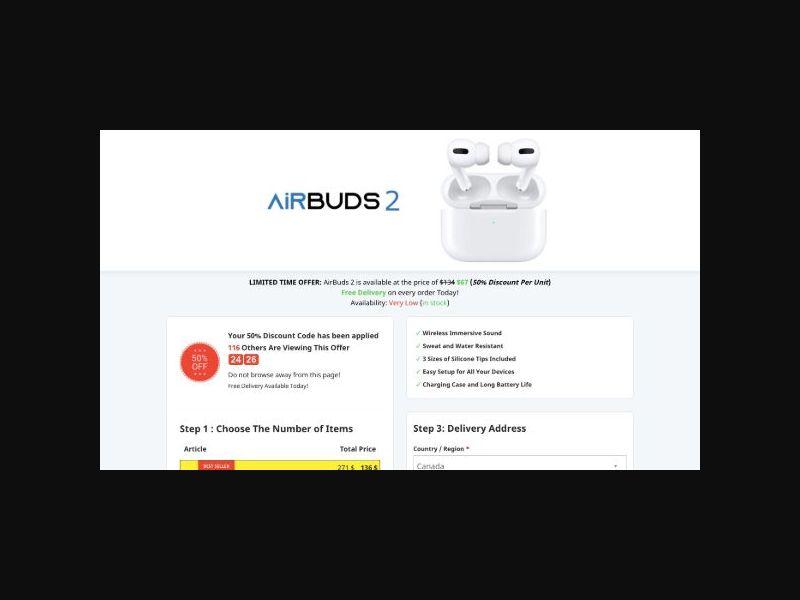 AirBuds 2