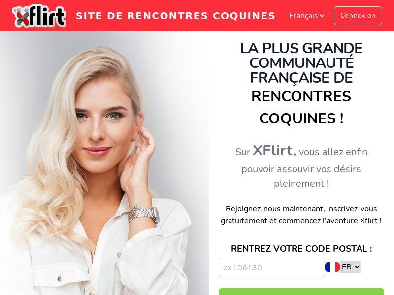 Xflirt - FR (FR), [CPS], For Adult, Dating, Sell, women, date, sex, sexy, tinder, flirt