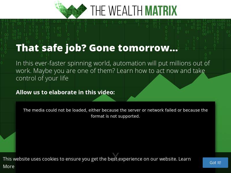 Wealth Matrix - v2