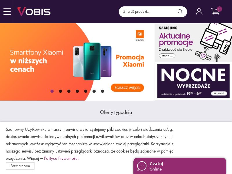 VOBIS - PL (PL), [CPS], House and Garden, For children, Furniture, Household items, Animals, Home decoration, Garden, Building, Appliances and Electronics, Hardware, Telephones and accessories, Audio and video, Household goods, Sport & Hobby, Sell, shop, gift