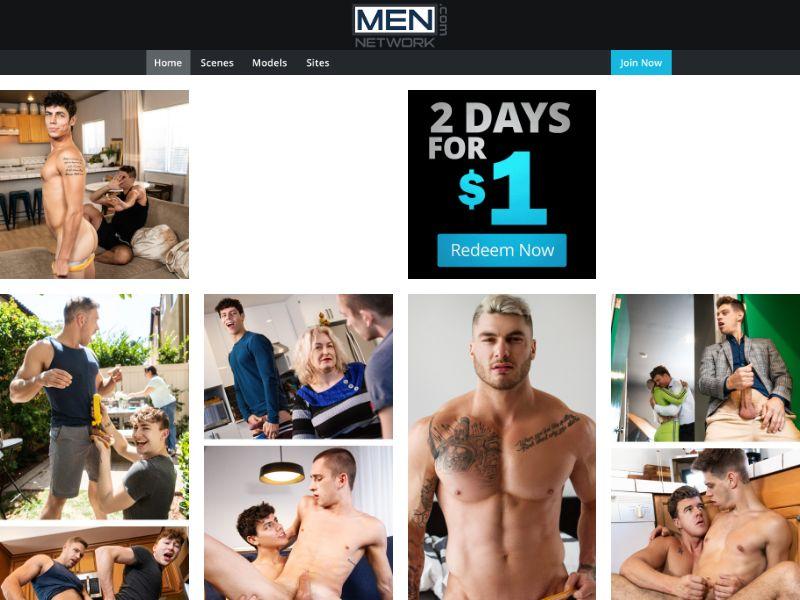 Men.com - Adult Entertainment - CA (CPA, CC Submit)