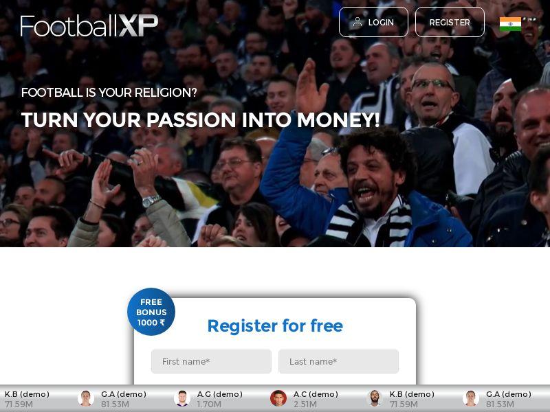 FootballXP.com CPA - India