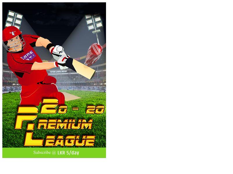 Twenty Premium Cricket Dialog