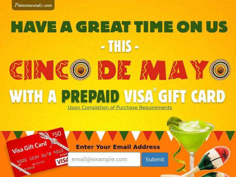 Cinco de Mayo - US - (Incent) - CPL - DIRECT