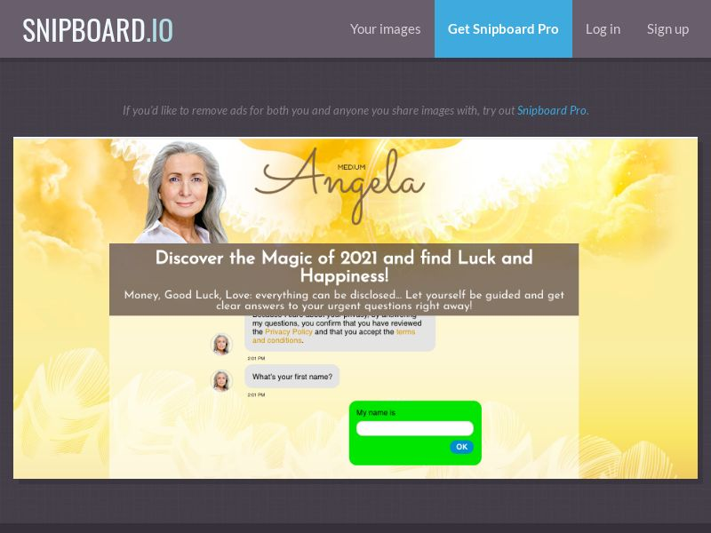 Astrology - Angela US - SOI (January cap 1000)