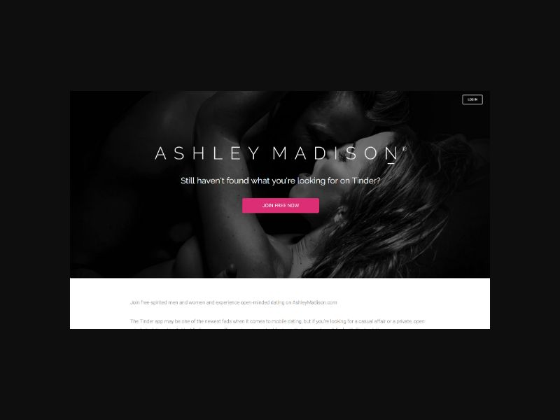 Ashley Madison - Tier 1 (CPS)