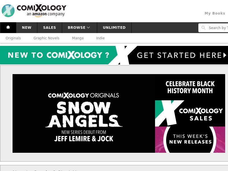 ComiXology_Amazon.com US