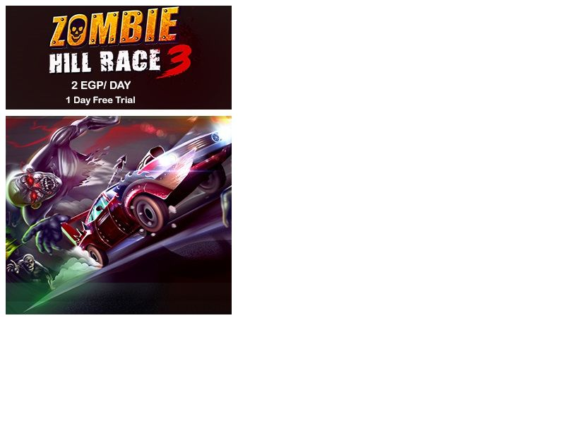 Zombie Hill Race Vodafone