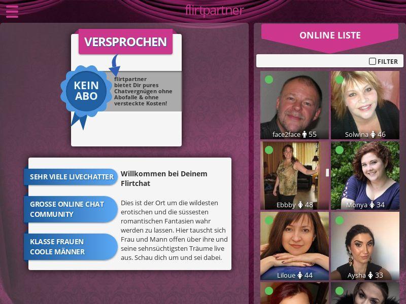 (14396) [WEB+WAP] FlirtPartner - DACH - CPL