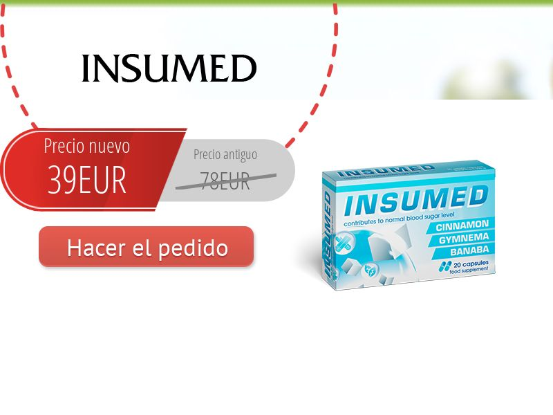 Insumed ES - sugar control supplement