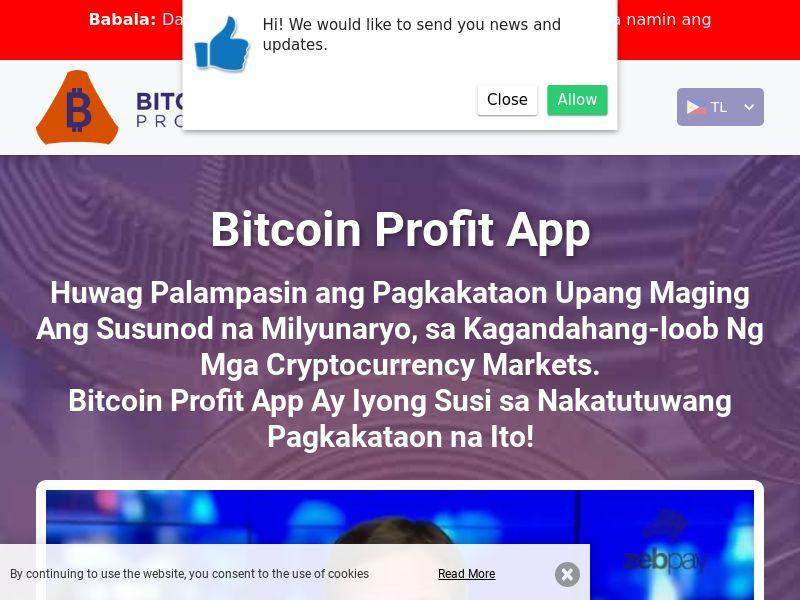 Bitcoin Profit Pro Filipino 2285