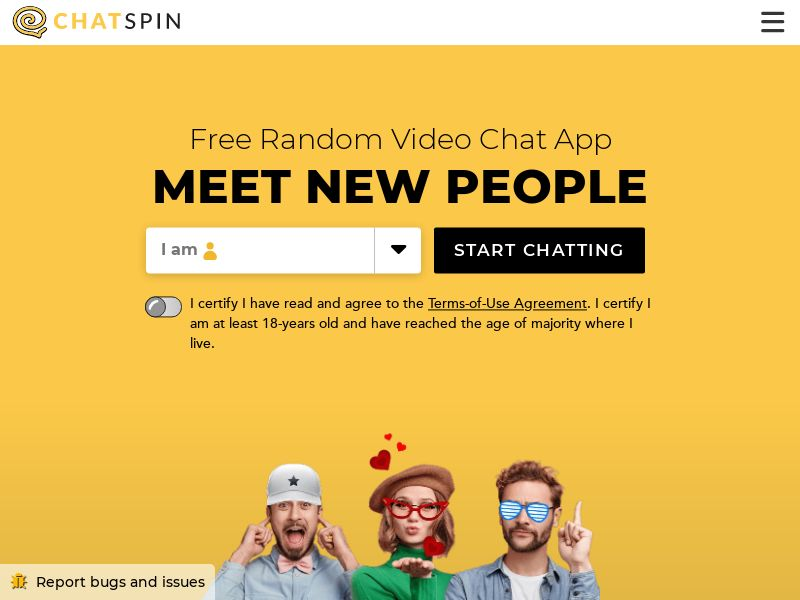 Chatspin - PPS - Responsive