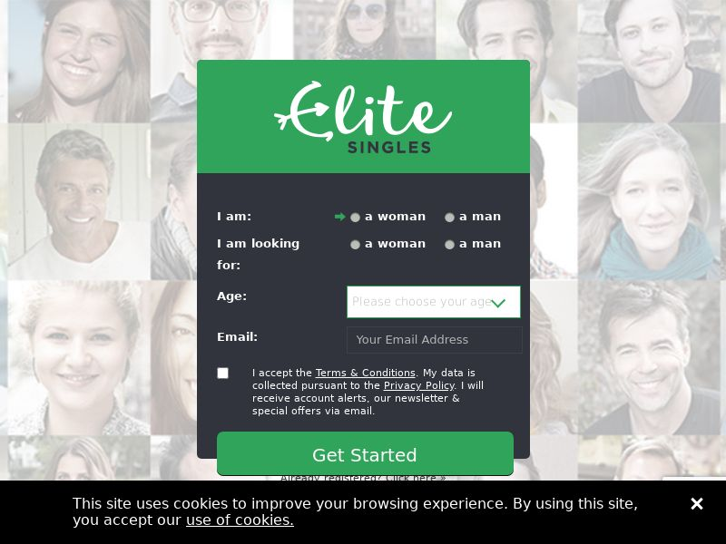 Elite Singles - UK (GB), [CPL], For Adult, Dating, Content +18, Single Opt-In, women, date, sex, sexy, tinder, flirt