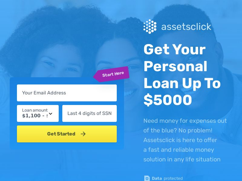 Assetsclick CPL US [E-mail, SMS]