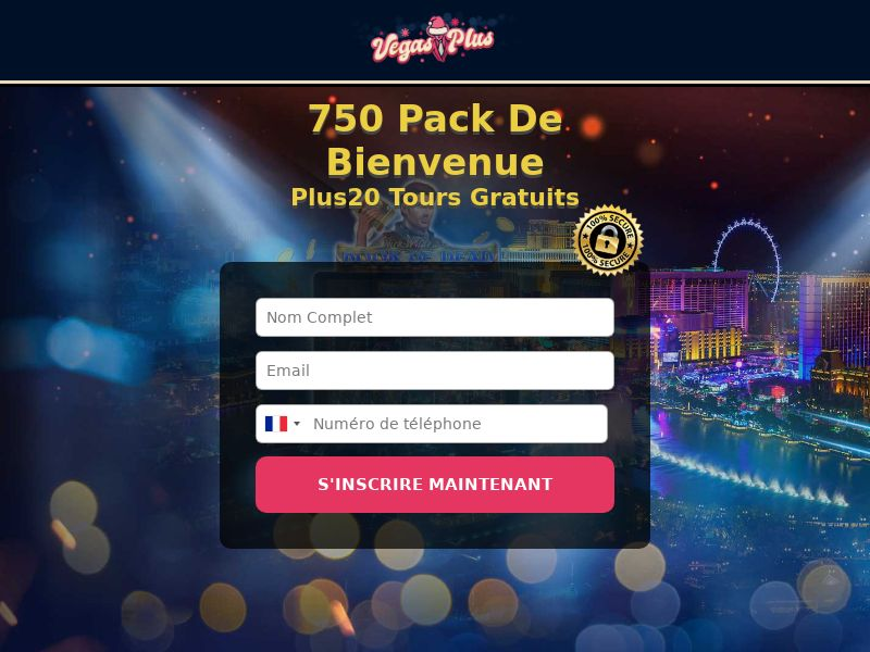 Vegas Plus- CPA | FR