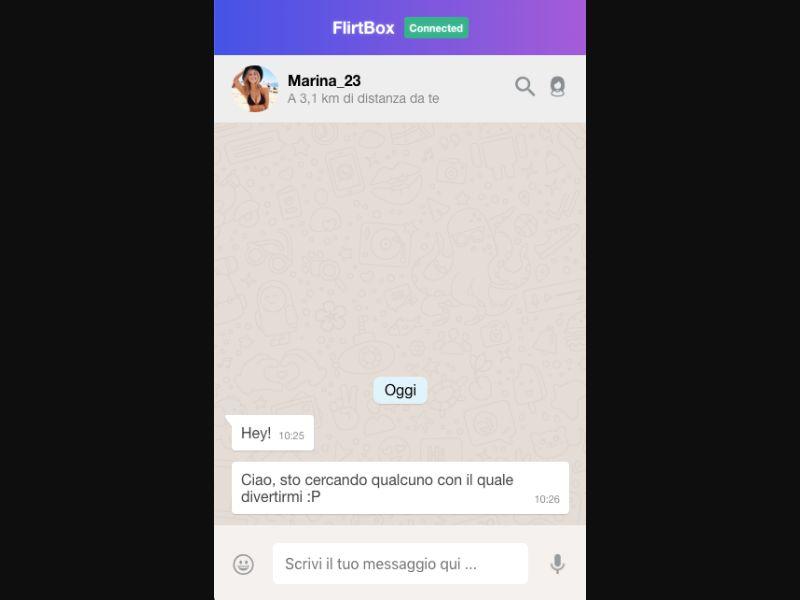 FlirtBoxChat - IT- (DOI) - CPL