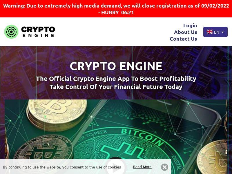 Crypto Engines English 924