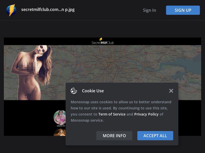 United Kingdom (UK) - Adult - SecretMilfClub - Desktop