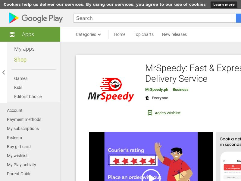 MrSpeedy: Fast & Express Courier Delivery Service