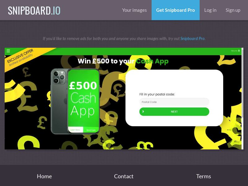 37870 - UK - YouSweeps - Win cash to your app - SOI