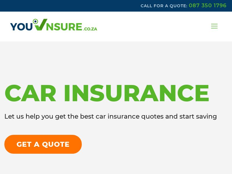 YouInsure: Car Insurance (ZA) (CPL)