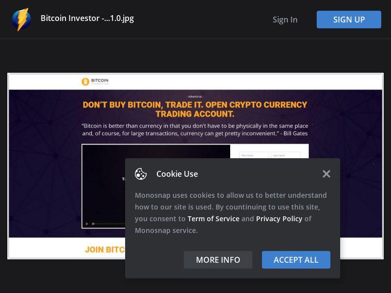 Australia (AU) - Bitcoin Investor (Responsive)