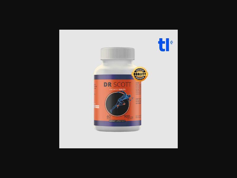 Dr Scott - health - CPA - COD - Nutra