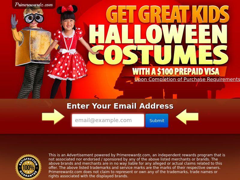 Halloween Costume Kids - US