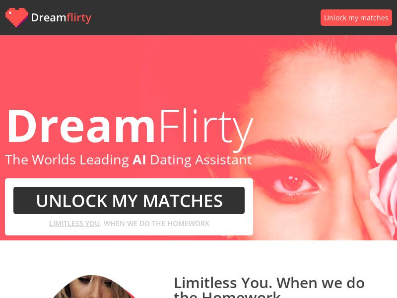 Dreamflirty CPL US, CA, AU, UK, NZ, ZA [DOI]