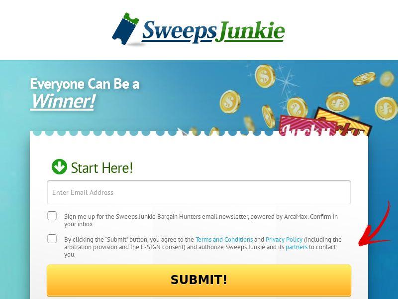 Sweeps Junkie   US