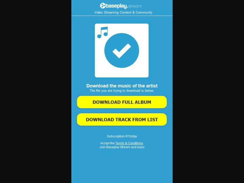 4040 | ZA | 2ClickFlow | Telkom | Mainstream | Music