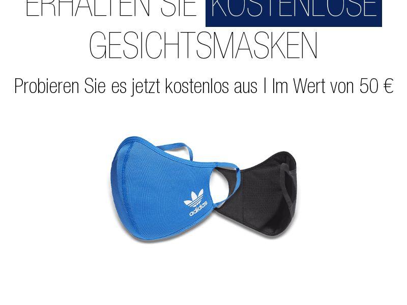 Face Mask Voucher - DE (DE), [CPL]