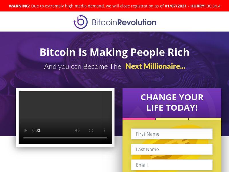 Bitcoin Revolution EN - SK