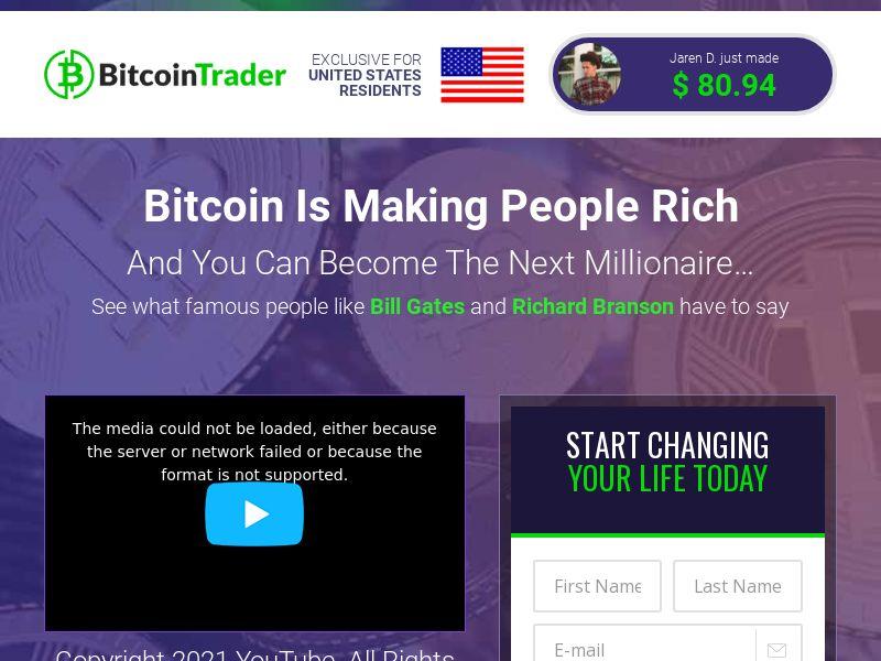 BitCoin Trader (CPS) - AU
