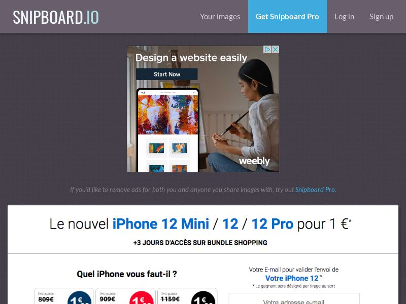 iPhone 12 - CC - FR, BE (BE,FR), [CPA], Lotteries and Contests, Credit Card Submit, paypal, survey, gift, gift card, free, amazon