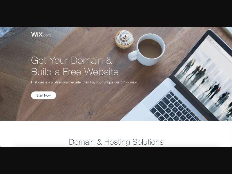 Wix - CC Submit - US-FR - Software - Desktop