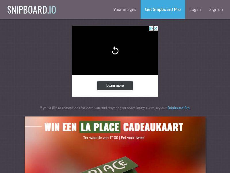 LeadsWinner - La Place NL - SOI