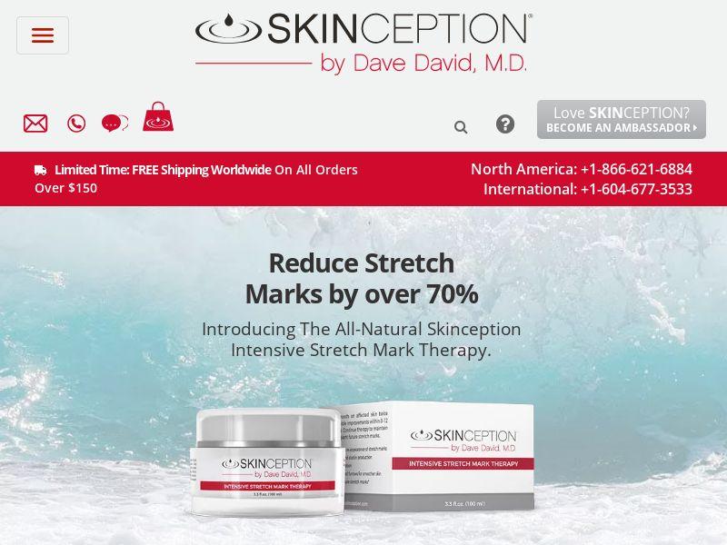 Skinception Skin Care