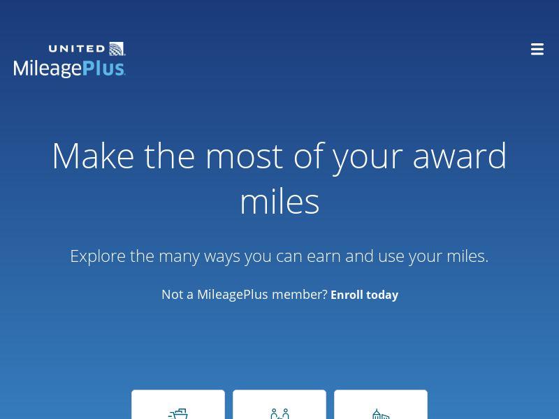 United Airlines MileagePlus US CPS