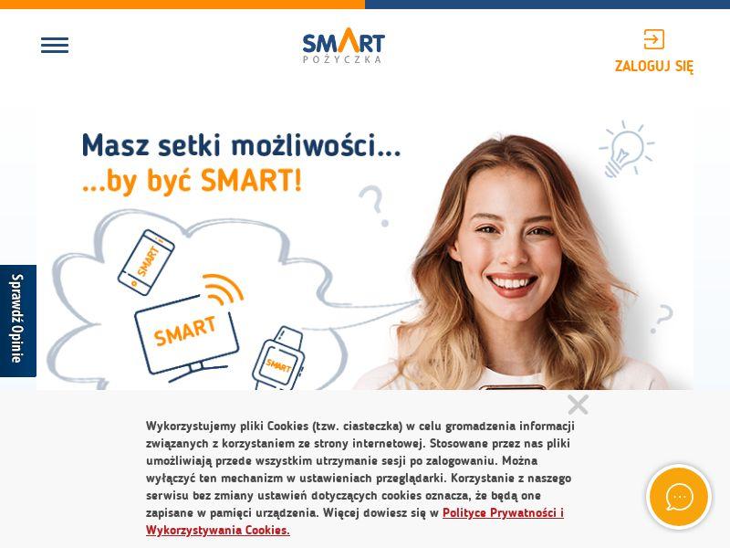Smart pożyczka (PL), [CPA]