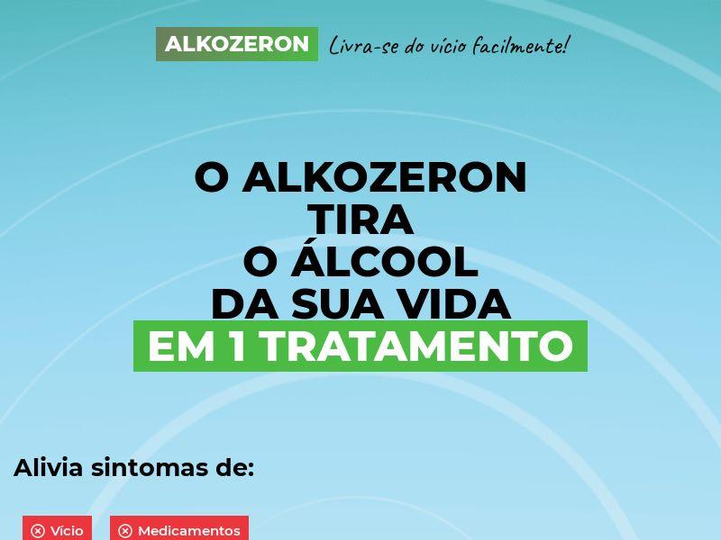 Alkozeron PT - alcoholism treatment product