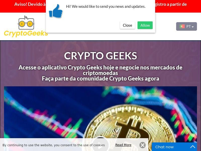 Crypto Geeks Portuguese 4182