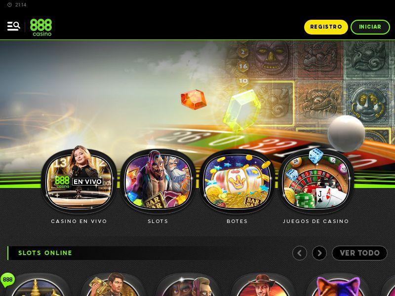888Casino - ES (ES), [CPA], Gambling, Casino, Deposit Payment, million, lotto
