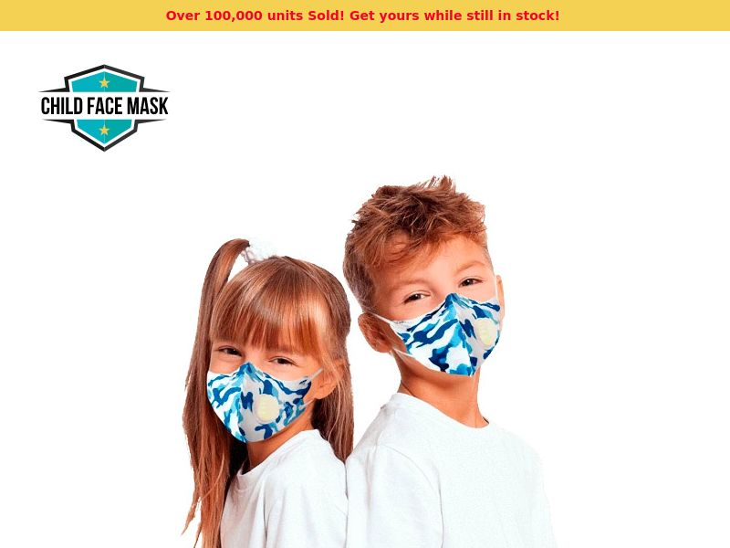 Childsafemask® - [US/CA/AU/NZ/UK]