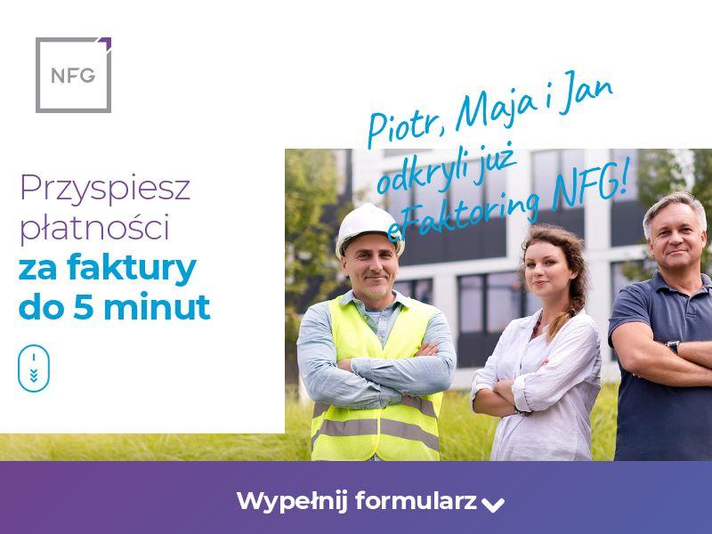eFaktoring NFG (PL), [CPL | CPA]